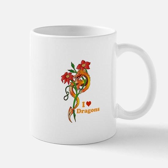 Dragon Dance Mug
