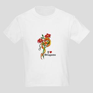 Dragon Dance Kids Light T-Shirt