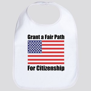 Grant a Fair Path Bib