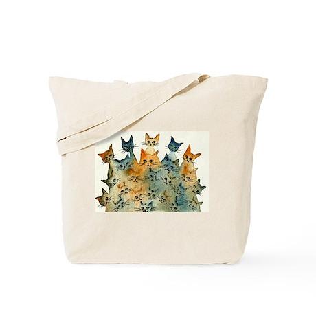 Charlottesville Stray Cats Bag