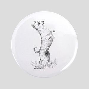 "Chihuahua 3.5"" Button"
