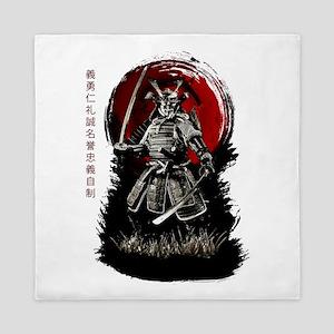 Bushido Samurai Queen Duvet