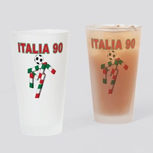 2010 World Cup Italia Pint Glass