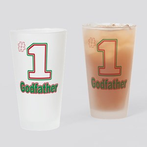 Godfather Pint Glass