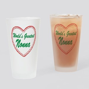 World's Greatest Nonn Pint Glass