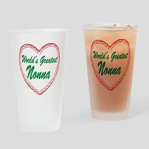 World's Greatest Nonn Pint Glass