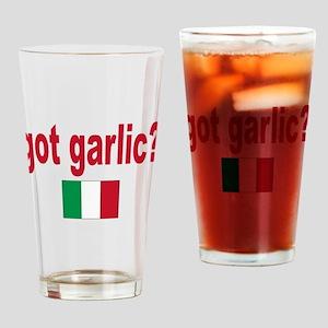 got garlic? Pint Glass