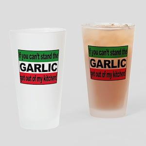 Garlic Pint Glass
