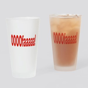 Italian expression Pint Glass
