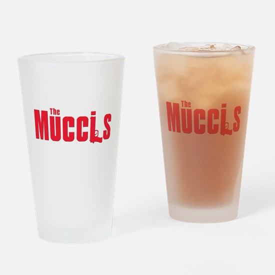 Mucci family Pint Glass