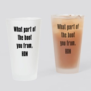 Soprano Pint Glass