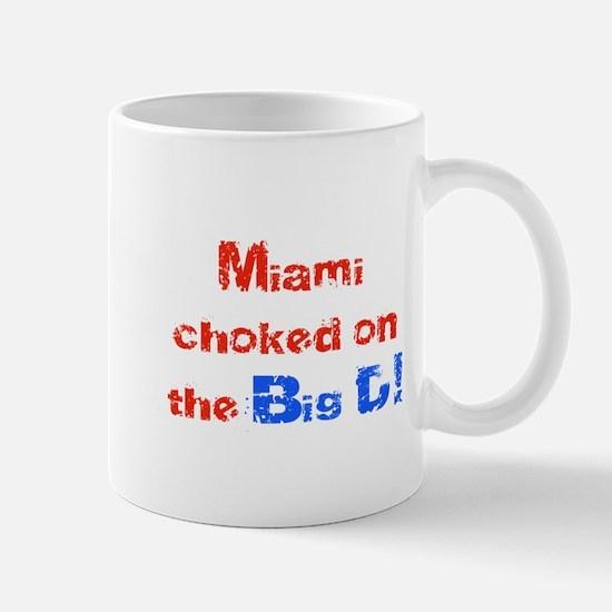 Funny Lebron Mug