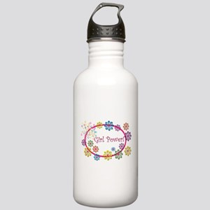 Girl Power Stainless Water Bottle 1.0L