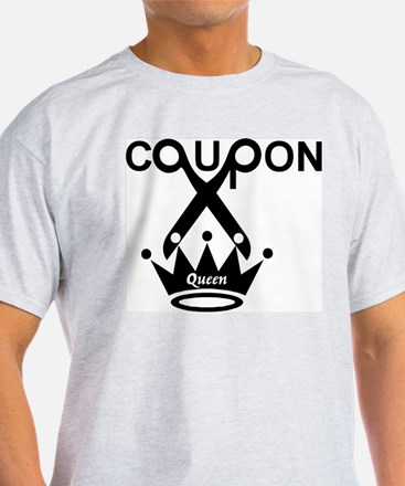 Unique Coupon T-Shirt