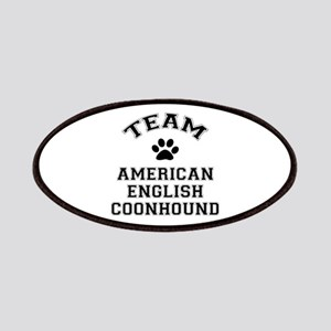 Team Coonhound Patches