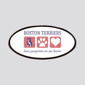 Boston Terrier Lover Gifts Patches