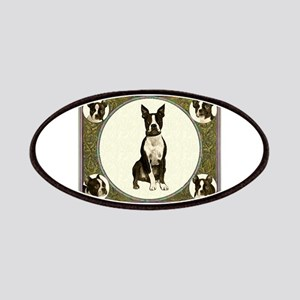 Boston Terriers Patches
