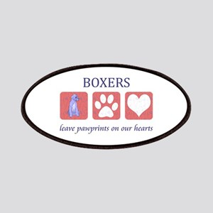 Boxer Lover Gifts Patches