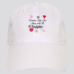 Safe Sex With A Firefighter Cap