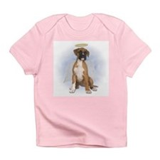 Angel Boxer Puppy Infant T-Shirt