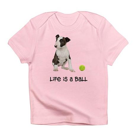 Bull Terrier Infant T-Shirt