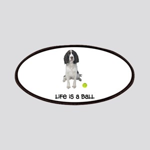 Springer Spaniel Life Patches