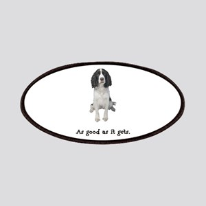 Good Springer Spaniel Patches