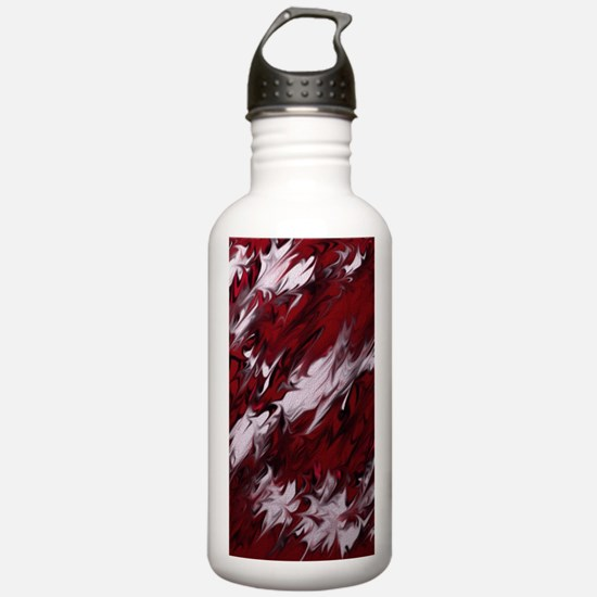 Jagged Edges Water Bottle