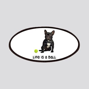 French Bulldog Life Patches