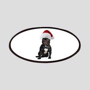 a475c1b06c5 French Bulldog Christmas Patches