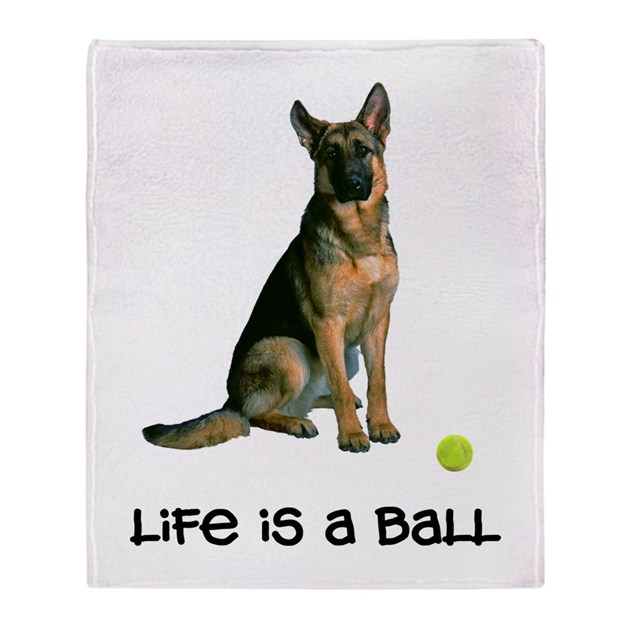 german shepherd blanket german shepherd life throw blanket by cafepets 8644
