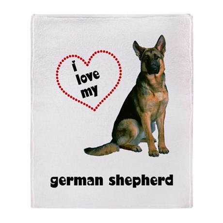 german shepherd blanket german shepherd lover throw blanket by cafepets 8977