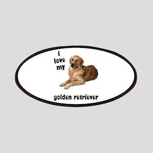 Golden Retriever Lover Patches