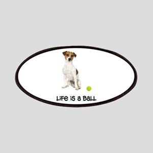 Jack Russell Terrier Life Patches