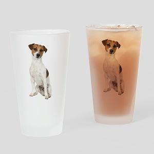 Jack Russell Terrier Pint Glass