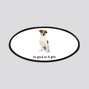 Good Jack Russell Terrier Patches