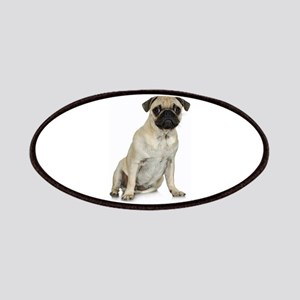 Fawn Pug Patches