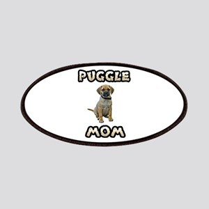 Puggle Mom Patches
