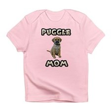 Puggle Mom Infant T-Shirt