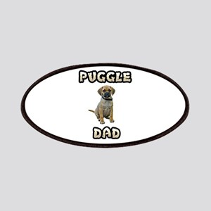 Puggle Dad Patches