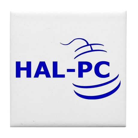 HAL-PC Tile Coaster