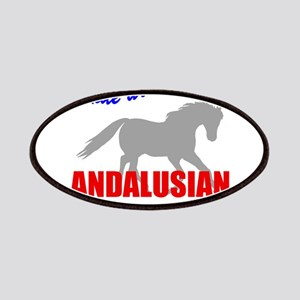 Ride With Pride Andalusian Ho Patches