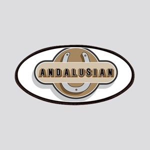 Andalusian Horse Patches