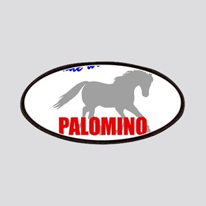 Ride With Pride Palomino Hors Patches