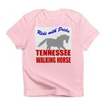 Pride Tennessee Walking Horse Infant T-Shirt