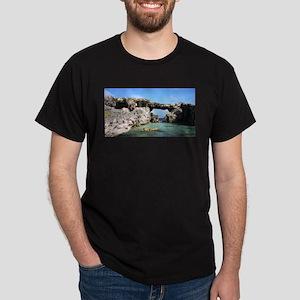 Antigua, Virgin Islands Dark T-Shirt