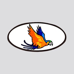 Blue and Gold Macaw Patches