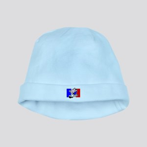 France Soccer Pigs baby hat