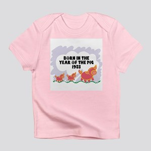 1983 Year Of The Pig Infant T-Shirt