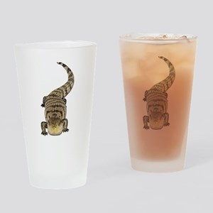 Blue Tongue Skink Pint Glass